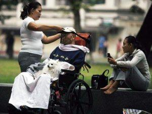 Lao động nước ngoài ở Đài Loan có thể được trả phí an toàn lao động
