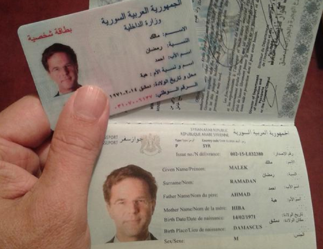 Ngày càng nhiều người sử dụng hộ chiếu Syria giả để xin tị nạn EU