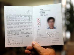 Trong tháng 10-2015, cấp giấy phép lái xe quốc tế