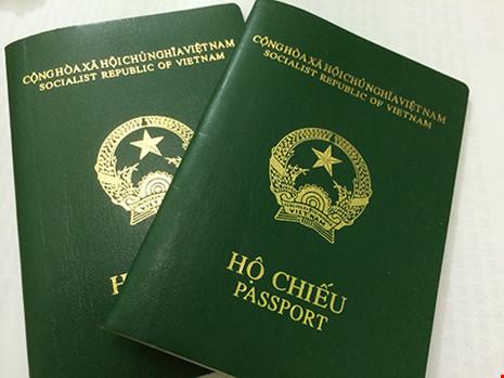 Hộ chiếu Việt Nam xếp hạng 79 trên thế giới
