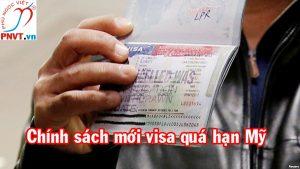 Chính sách mới về visa quá hạn của du học sinh Mỹ