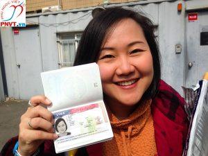 Mỹ rút ngắn thời hạn thị thực cho một số công dân Trung Quốc