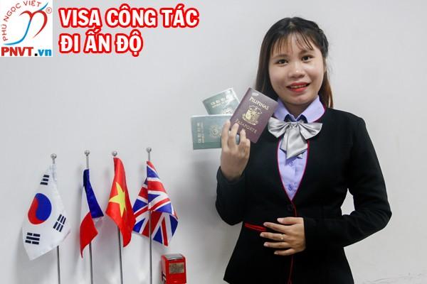 Dịch vụ xin visa Ấn Độ để đi công tác
