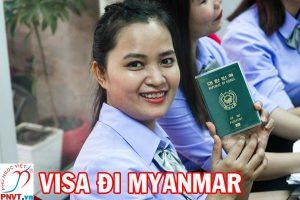 visa đi Myanmar cho người nước ngoài