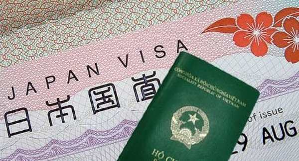 dịch vụ xin visa nhật bản
